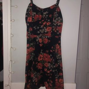 Floral dress from Aeropostale